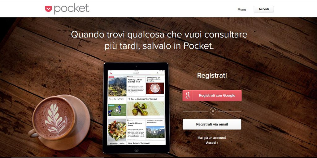 accedi_pocket